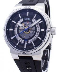 Oris TT1 Engine Date 01 733 7752 4124-07 4 24 06FC 01-733-7752-4124-07-4-24-06FC Montre automatique pour homme