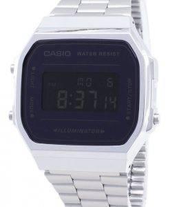 Casio Vintage A168WEM-1 illuminateur numérique montre homme