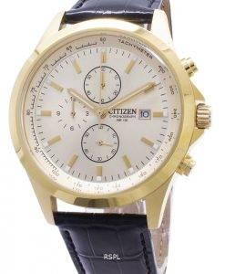 Montre Citizen Classic AN3512-03P chronographe analogique pour homme