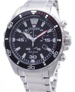 Montre Citizen Eco-Drive AT2430-80E chronographe analogique pour homme