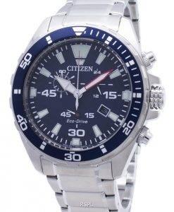 Montre-bracelet Citizen Eco-Drive AT2431-87L pour homme, analogique