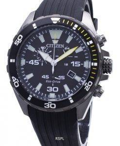 Citizen Eco-Drive AT2437-13E Montre chronographe analogique pour homme