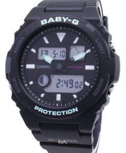 Casio Baby-G G-LiDE BAX-100-1A BAX100-1A Tide Graph montre femme