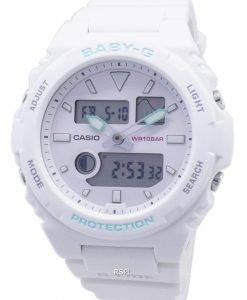Casio Baby-G G-Glide BAX-100-7A BAX100-7A Tide Graph montre femme