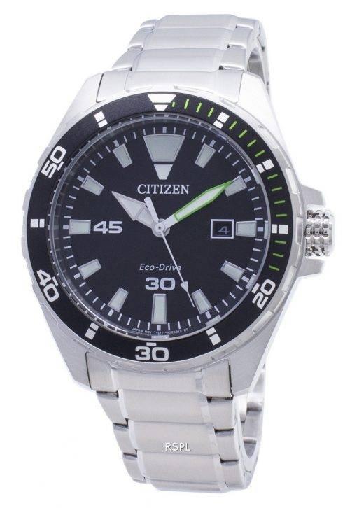Montre Citizen Eco-Drive BM7451-89E Analog pour homme