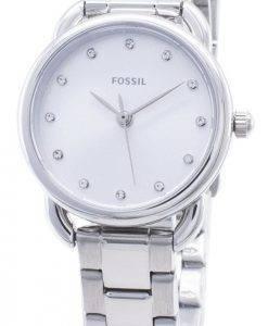 Montre pour femme Fossil Tailor Mini ES4496 avec accents de diamants analogiques