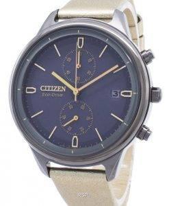Citizen Chandler FB2007-04H Montre chronographe pour femme