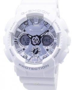 Casio G-Shock S Series GMA-S120MF-7A1 GMAS120MF-7A1 résistant aux chocs 200M montre femme