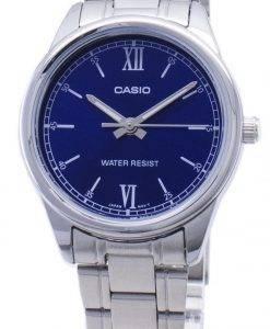 Casio Timepieces LTP-V005D-2B2 LTPV005D-2B2 montre femme quartz analogique