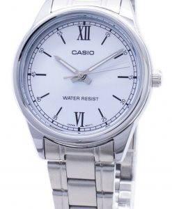 Casio Timepieces LTP-V005D-2B3 LTPV005D-2B3 montre femme quartz analogique