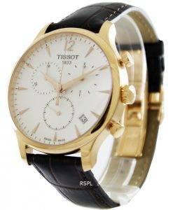 Tissot T-Classic Tradition chronographe T063.617.36.037.00