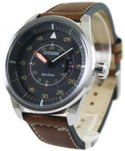 Citizen Eco-Drive Aviator Power Reserve AW1360 - 12H montre homme