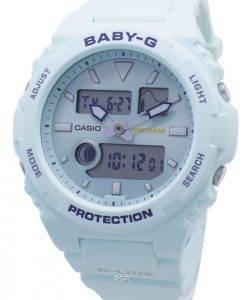 Casio Baby-G Montre BAX-100-3ADR BAX100-3ADR résistant aux chocs pour femmes