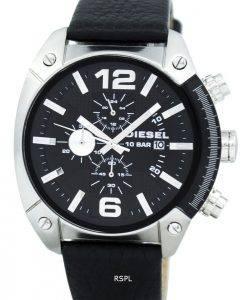 Diesel débordement Quartz chronographe DZ4341 montre homme