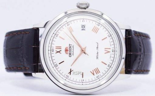 Orienter Bambino Collection cadran blanc ER2400BW montre homme