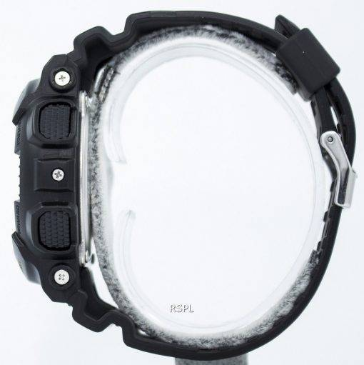 Montre Casio G-Shock Camouflage série GA-100CF-1 a 9 hommes
