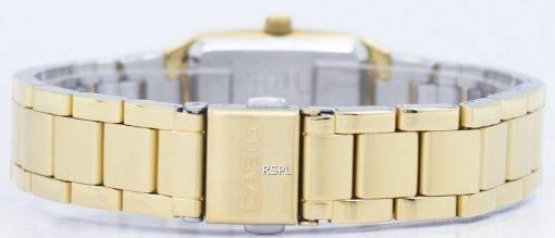 Montre Casio Enticer analogique cadran noir LTP-1165N-1CRDF 1165N-LTP-1CR féminin