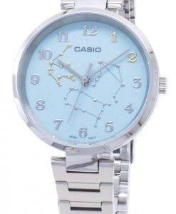 Montre analogique Casio Quartz LTP-E08D-3A LTPE08D-3A pour femme