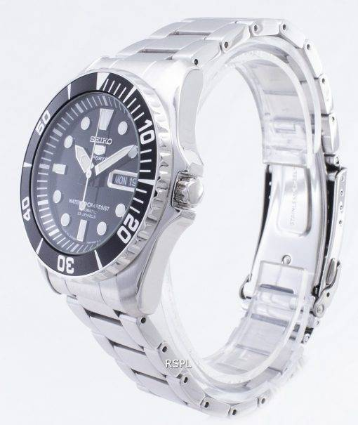 Seiko automatiques Divers 23 Joyaux 100m Made in Japan SNZF17J1 SNZF17J SNZF17