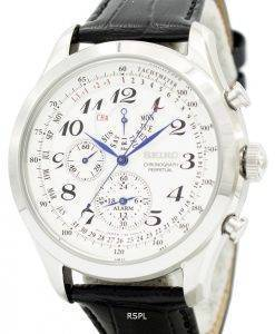 Montre Seiko chronographe quantième perpétuel SPC131P1 SPC131P masculin