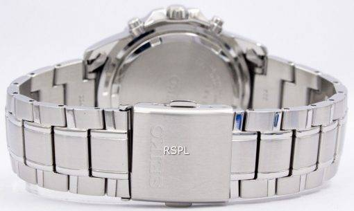 Seiko chronographe solaire alarme SSC141P1 SSC141P SSC141