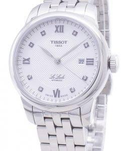 Tissot T-Classic Le Locle T006.207.11.036.00 T0062071103600 Montre Pour Femme Automatique
