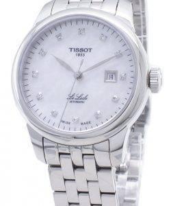 Tissot T-Classic Le Locle T006.207.11.116.00 T0062071111600 Montre Pour Femme Automatique
