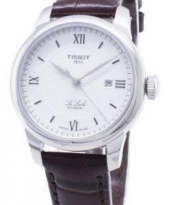 Tissot T-Classic Le Locle T006.207.16.038.00 T0062071603800 Montre Pour Femme Automatique