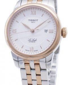Tissot T-Classic Le Locle T006.207.22.038.00 T0062072203800 Montre Pour Femme Automatique