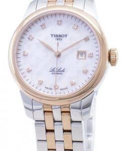 Tissot T-Classic Le-Locle T006.207.22.116.00 T0062072211600 Montre Pour Femme Automatique