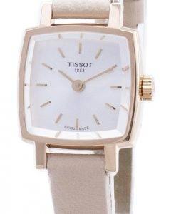 Tissot T-Lady Lovely Square T058.109.36.031.00 T0581093603100 Montre à quartz pour femmes