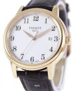 Tissot T-Classic Montre Carson Quartz T085.410.36.012.00 T0854103601200 Montre Homme