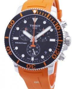 Montre pour homme Tissot T-Sport Seastar 1000 T120.417.17.051.01 T1204171705101 Chronograph 300M