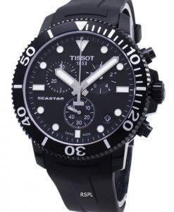 Montre Tissot T-Sport Seastar 1000 T120.417.37.051.02 T1204173705102 chronographe 300M pour homme