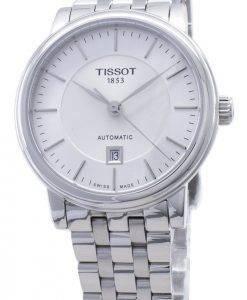 Tissot T-Classic Carson T122.207.11.031.00 T1222071103100 Montre automatique pour femmes