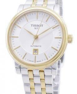 Tissot T-Classic Carson Premium T122.207.22.031.00 T1222072203100 Montre automatique pour femmes
