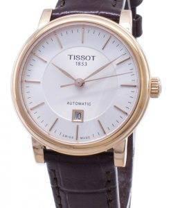 Tissot T-Classic Carson T122.207.36.031.00 T1222073603100 Montre automatique pour femmes
