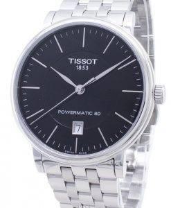 Tissot T-Classic Carson Premium Powermatic 80 T122.407.11.051.00 T1224071105100 Montre automatique pour homme