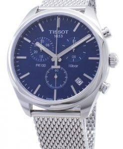 Tissot T-Classic PR 100 Montre Homme Chronographe T101.417.11.041.00