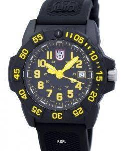 Montre Luminox Navy Seal série 3500 pour plongeur XS.3505 Quartz 200M