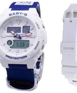 Montre Casio Baby-G BAX-125-2A BAX125-2A en édition limitée Tide Graph pour femmes
