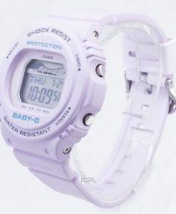 Montre Casio Baby-G BLX-570-6 BLX570-6 Tide Graph résistant aux chocs 200M pour femmes