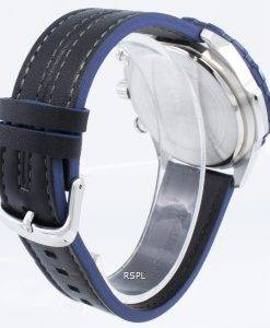 Casio Edifice Montre Homme EFR-566BL-2AV EFR566BL-2AV Chronographe à Quartz
