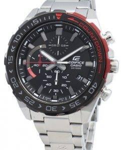 Montre Casio Edifice EFR-566DB-1AV EFR566DB-1AV à quartz chronographe