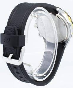 Montre Casio Edifice EFR-566PB-1AV EFR566PB-1AV à quartz chronographe