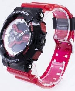 Montre Casio G-Shock GA-110RB-1A GA110RB-1A résistant aux chocs Quartz 200M pour homme