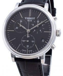 Montre Tissot Carson Premium T122.417.16.051.00 T1224171605100 Chronographe Quartz Homme